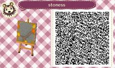 Animal Crossing: New Leaf & HHD QR Code Paths — mayor-calyx: Ok, tweaked the colors a bit, and I...
