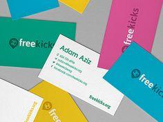 Freekicks Business Card