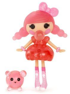 Lalaloopsy Mini Doll - Bubble Smack 'N' Pop Lalaloopsy Mini, Hello Kitty Bedroom, Mattel Shop, Loving Family Dollhouse, My Doll House, Preschool Games, New Gadgets, Childhood Toys, Animal Quotes
