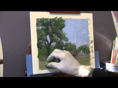 Pastel Demonstration by Jenny Keal, Summer of Great Events, Erwood - YouTube