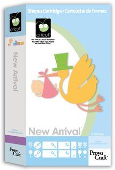 New Arrival Cricut Cartridge