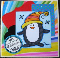 Send A Smile 4 Kids Challenge Blog: TEAM S.A.S. Card by Hilde