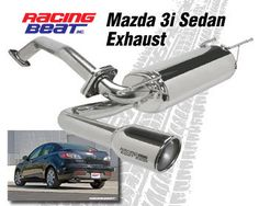 : Exhaust - Cat-Back Systems : Exhaust System ltr) Sedan Mazda Mazda 3, Performance Parts, Diys, Gift Ideas, Autos, Bricolage, Do It Yourself, Homemade, Diy