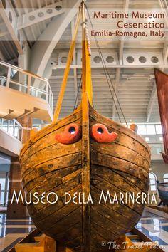 Maritime Museum Cesenatico, Italy