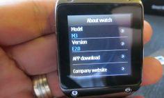 Unboxing Rikomagic M3 Bluetooth Smart Watch ~ China Gadgets Reviews