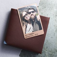 Are you interested in our personalised copper wallet card? With our personalised valentines gift you need look no further.