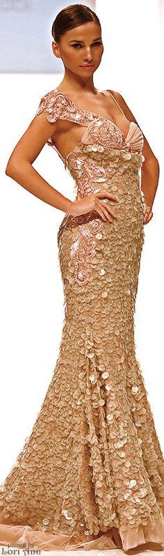 Dar Sara Couture Bride 2013