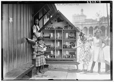 Doll House on a New York City Playground. This is an x photo printed on x premium glossy photo paper with quality inks. Prints can also be made on matte photo paper. Antique Dollhouse, Antique Dolls, Vintage Dolls, Dollhouse Miniatures, Antique Photos, Vintage Pictures, Old Photos, Seward Park, The Bowery Boys