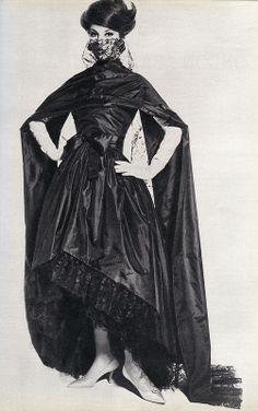VOGUE, september 1959, Dior by YSL