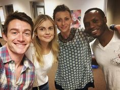 💞💞💞💞 So excited about what the writers are doing this season. Izombie Tv Series, Izombie Cast, Movies Showing, Movies And Tv Shows, I Zombie, Rose Mciver, Aly And Aj, Ghost Busters, Tv Times