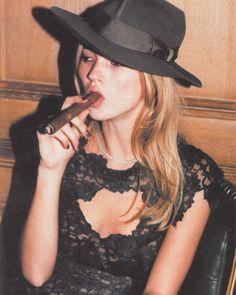 cigar girl nude Aficionado young