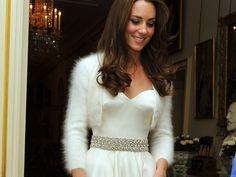 angora bridal cardigan - chaqueta de angora para novias