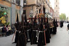 Santa María de Los Ángeles. Cofradía Cristo Fe. Semana Santa de Murcia