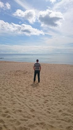 Boscombe beach, stunning and not a soul in sight