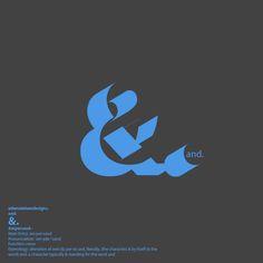 Ampersand Logo by ~adamnielsen on deviantART