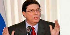 Cuba no bloquea a Estados Unidos, ni aplica ninguna medida discriminatoria contra las compañías norteamericanas, ni a los turistas estadounidenses, recordó el canciller cubano Bruno rodríguez (Foto: decuba.cu)
