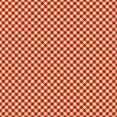 Wilmington and Graphic 45 The Magic of Oz 85581 133 Red Gingham