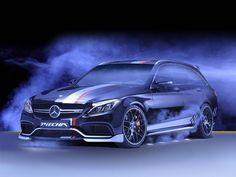 #PiechaDesign Unveils #MercedesAMG C63 #Estate #Rottweiler http://www.benzinsider.com/2016/03/piecha-design-unveils-mercedes-amg-c63-estate-rottweiler/