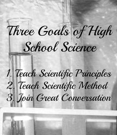 How to Teach Classical High School Science - Classically Homeschooling
