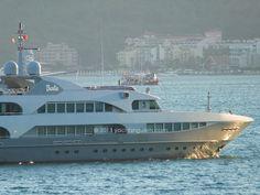 170 ft. Luxury Yacht Barbie in Marmaris