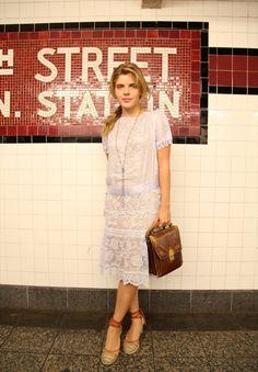 """Penn Station"" DUO54.com Street Style"