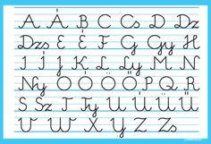 írott ábécé - Google keresés