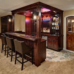 Modern Home Bars Design, Pictures, Remodel, Decor And Ideas   Page 3