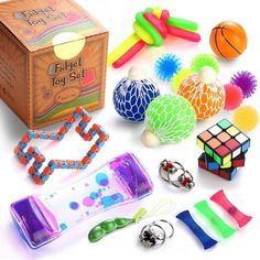 Stress Toys, Stress Relief Toys, Anxiety Relief, Stress And Anxiety, Figet Toys, Kids Toys, Top Toys, Toddler Toys, Cool Fidget Toys