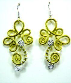 Loop De Loop Hypo Allergenic Earrings by melissawoods on Etsy, $15.00