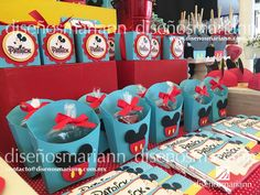 mickey mouse candy bar mickey mouse aqua candy table