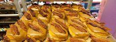 Bacon Maple Bar  - Delish.com