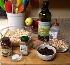 Modern Christian Housewife Homemade Granola Recipe Recipes