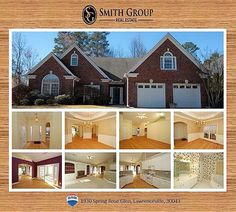 Check out our New Listing in Lawrenceville! Great Ranch Style Home in Gwinnett Schools and a Great Location! soldsmith.com/5624694