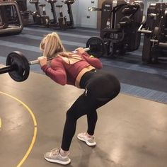 BOOTY WORKOUT . - As promised here is some Glute accessory work for after squats/hip thrusts . -Lunges 4x12. -Good Mornings 4x12.…