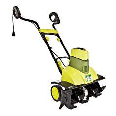 Sun Joe Tj601e Tiller Joe 9-Amp Electric Garden Tiller/Cultivator, 2015 Amazon Top Rated Tillers #Lawn&Patio
