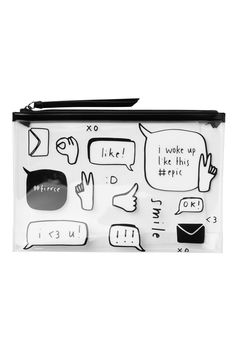 Monki | Bags & wallets | Monki zip pocket