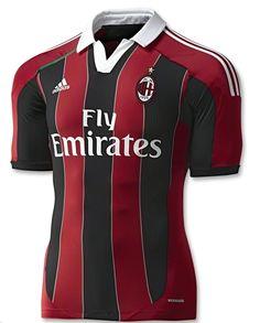 New AC Milan Jersey!