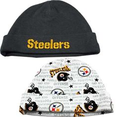 Your little newborn can leave the hospital declaring his her Steelers  pride.  steelers · Newborn Knit HatNewborn ... 1b087e62a