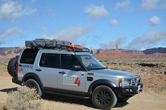 Landrover LR3 expedition