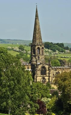 All Saints Bakewell