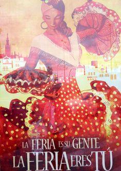 La Feria es su gente , la Feria eres TÚ - #Sevilla