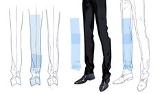 Trendy fashion sketches how to draw pants 38 Ideas Suit Drawing, Pants Drawing, Drawing Clothes, Drawing Tips, Drawing Reference, Manga Clothes, How To Draw Pants, Anime Pants, Anime Outfits