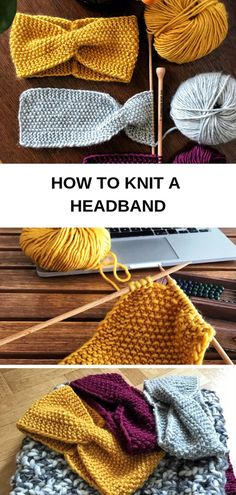 How to knit a easy headband in moss stitch freepattern easyknit knit knitti free knitting patterns knitting knittingbaby knittingprojects knittingprojectsforbeginners straw like easy backpack free knitting pattern Easy Knitting Projects, Knitting Designs, Crochet Projects, Knitting For Beginners Projects, Diy Knitting Ideas, Knitting Tutorials, Knit Headband Pattern, Moss Stitch, Free Knitting
