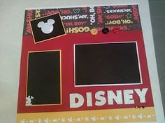 Disney Two Page Layout Disney Scrapbook Pages, Scrapbook Page Layouts, Scrapbooking Ideas, Scrapbook Photos, Disney Love, Disney Ideas, Disney Disney, Disney Stuff, Disney Magic Kingdom