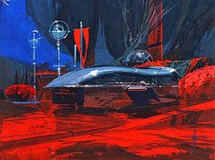 Transport by Syd Mead