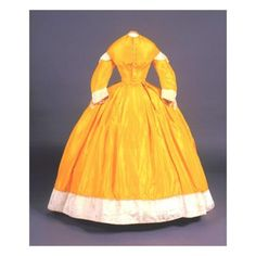 1861 - so much for dull colors!  This one would shine like a becon even in candlelight.