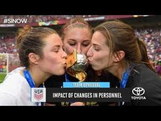 USWNT defender Kelley O'Hara talks wage dispute, Rio Olympics   SI Now - YouTube