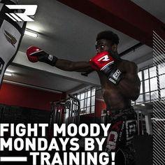 Fight Moody Mondays by Training #RDXSports