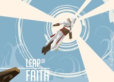 Leap of Faith by frixinthepixel.deviantart.com on @deviantART