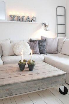 mesa centro sofá